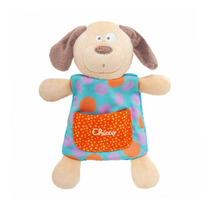 Chicco - Jouets - Doudou Chiot