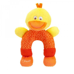 Chicco - Jouets - Peluche Canard